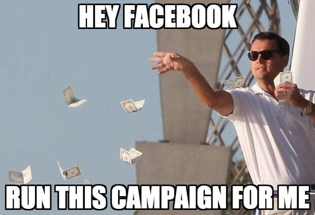 hey facebook run this campaign for me