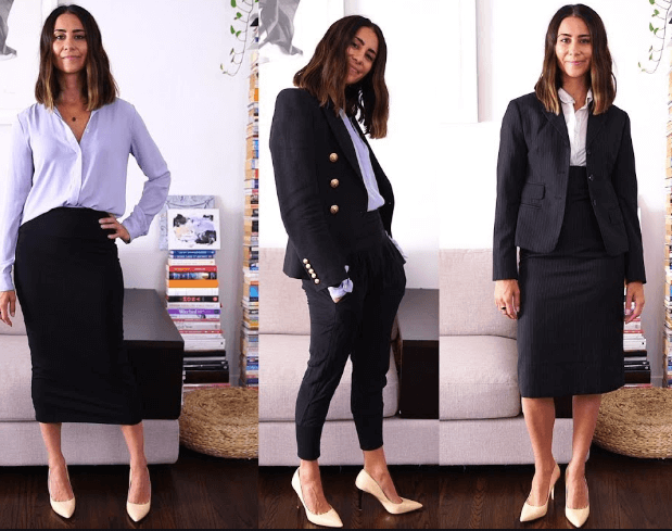 Job interview dress code for women