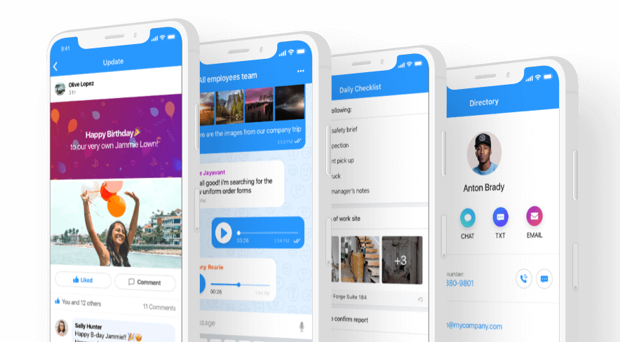connecteam all in one app