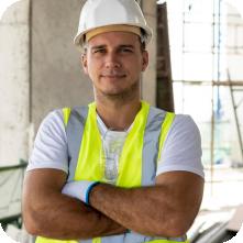 construction employee management app