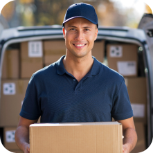 Manage your delivery employees